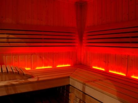 Инфракрасная сауна, цена от 600 руб., вместимость до 2 чел.