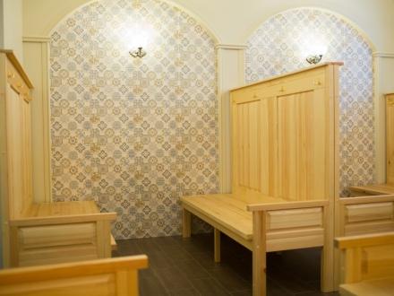 Общественная баня «Бодрость» ул. Мордасовой 15а Воронеж