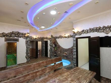 Римские бани ул Краснознамённая, 78 Воронеж