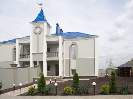 Русская баня «Русич», пос. Отрадное, ул. Полевая, 107