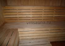 Баня на дровах Шилов лес