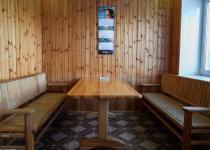ЭКО баня на дровах фото