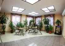 Сауна «Астерия» Банкетный зал, комнаты отдыха
