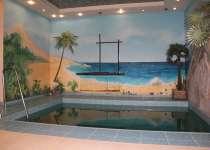 Баня Заветный остров Первый зал