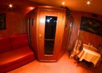 Сауна «У Мельника» фото Инфракрасная кабина