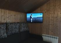 Коттедж с баней Привал рыбака Новоусманский район, Ул. Патриотов д. 37А фотогалерея