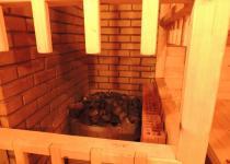 Баня на Ленинградской Общее мужское отделение