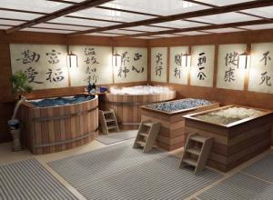 Все про японские бани